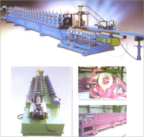 Roll Forming Machine Design Technology Introduction