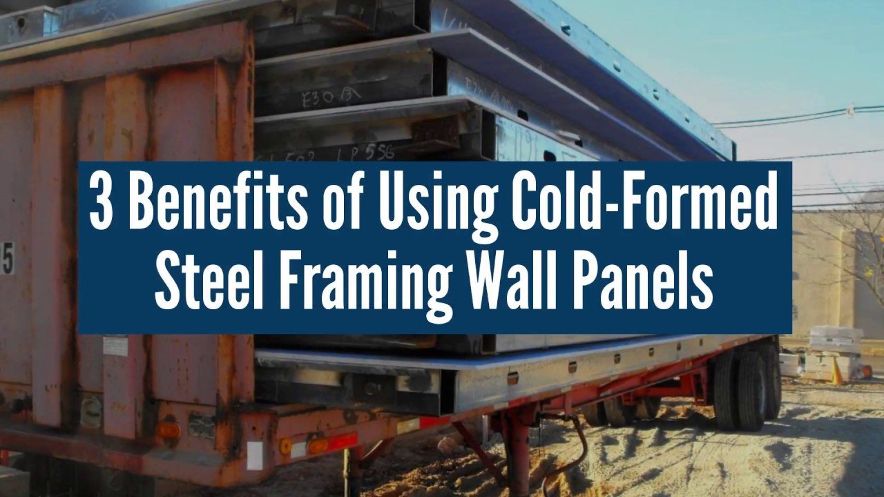 Advantages of Cold-formed Steel (3)