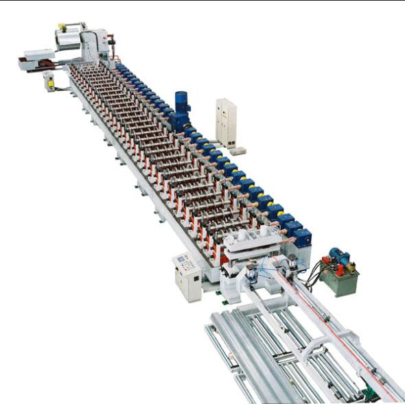 Where to Use Roll Forming Line?